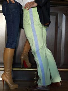 franklin gower pants