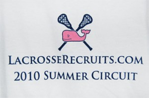 Vineyard Vines LacrosseRecruits.com Summer t