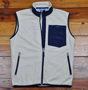 COAST-sail-fleece-vest