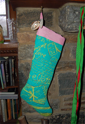 Lilly Stocking