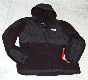 Northface Hooded Jacket