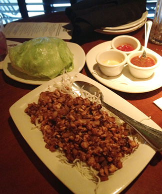 delish lettuce wraps