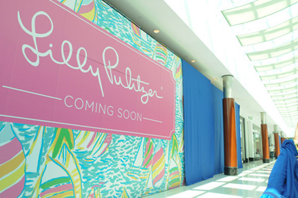 Lilly Pulitzer opening in August at Towson Town Center