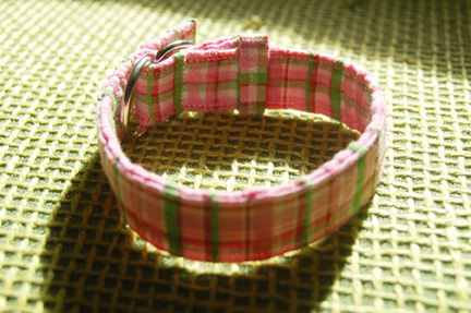 Tartan Terrier Watch Band