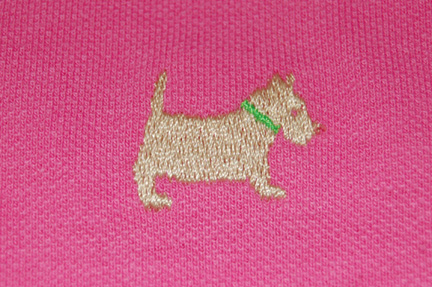 Tarten Terrier Logo