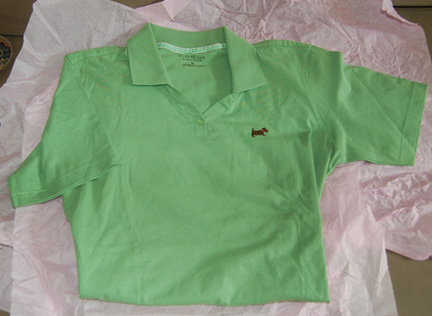 Tarten Terrier Polo