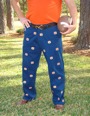 P&B college inspired pants
