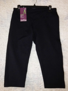 black running pants
