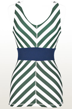 Santa Rosa Stripes Top